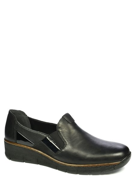 Повседневные туфли Rieker. Цвет #####. Категории: Rieker - модель №04464 - интернет-магазин mir-obuvi.com.