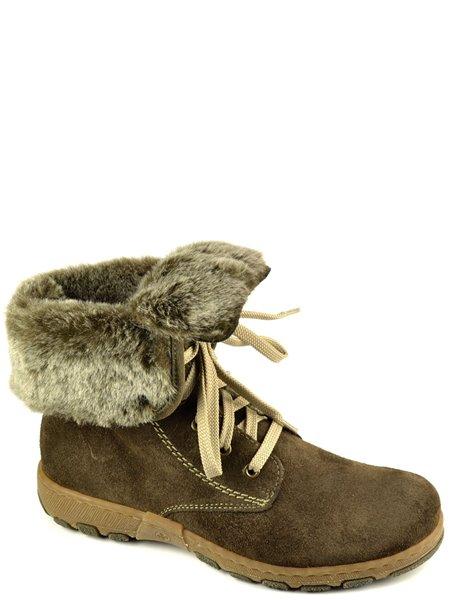 Повседневные ботинки Rieker. Цвет #####. Категории: Rieker - модель №012979 - интернет-магазин mir-obuvi.com.