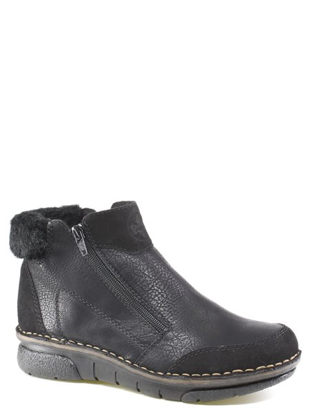 Повседневные ботинки Rieker. Цвет #####. Категории: Rieker - модель №013132 - интернет-магазин mir-obuvi.com.