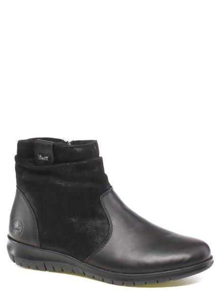 Повседневные ботинки Rieker. Цвет #####. Категории: Rieker - модель №013214 - интернет-магазин mir-obuvi.com.