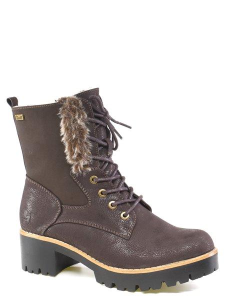 Повседневные ботинки Rieker. Цвет #####. Категории: Rieker - модель №013323 - интернет-магазин mir-obuvi.com.