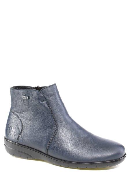 Повседневные ботинки Rieker. Цвет #####. Категории: Rieker - модель №013326 - интернет-магазин mir-obuvi.com.