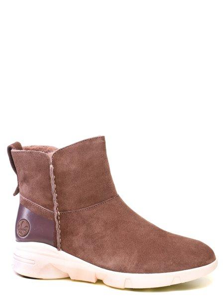 Повседневные ботинки Rieker. Цвет #####. Категории: Rieker - модель №013455 - интернет-магазин mir-obuvi.com.