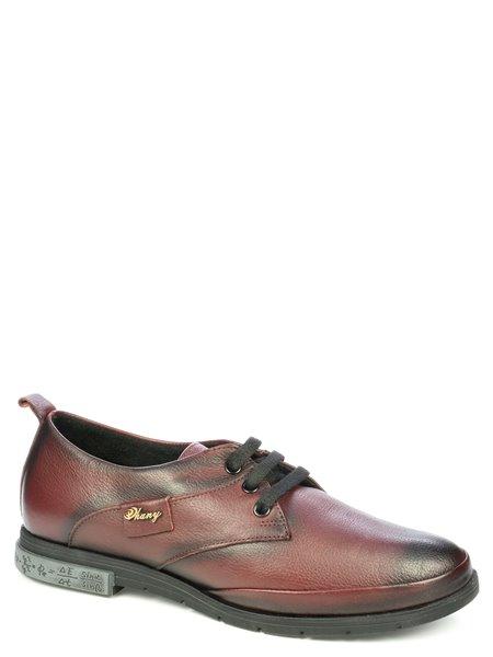 Повседневные туфли Phany. Цвет #####. Категории: Phany - модель №034407 - интернет-магазин mir-obuvi.com.