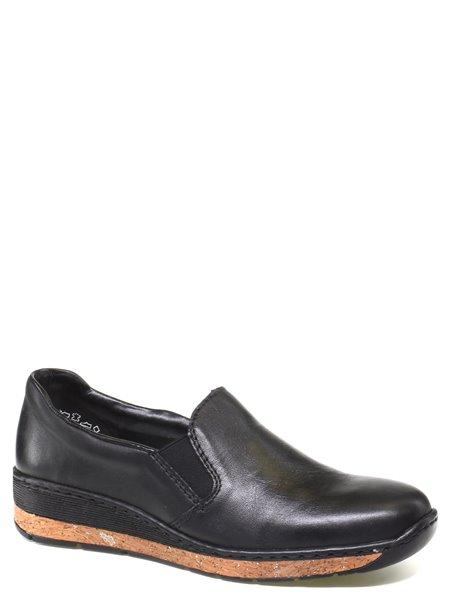 Повседневные туфли Rieker. Цвет #####. Категории: Rieker - модель №034700 - интернет-магазин mir-obuvi.com.