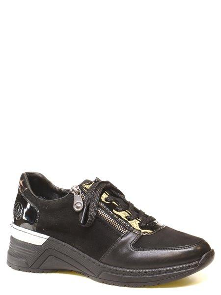 Повседневные туфли Rieker. Цвет #####. Категории: Rieker - модель №035038 - интернет-магазин mir-obuvi.com.