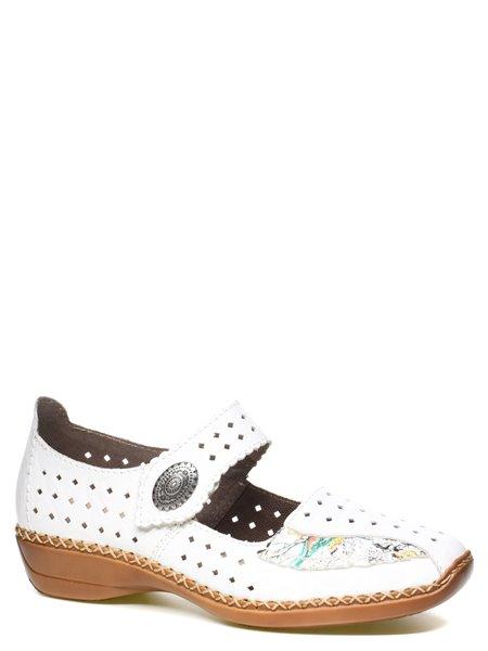 Повседневные туфли Rieker. Цвет #####. Категории: Rieker - модель №089087 - интернет-магазин mir-obuvi.com.