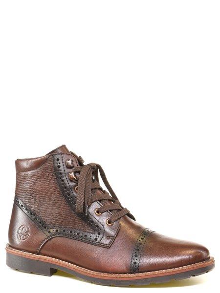 Модельные ботинки Rieker. Цвет #####. Категории: Rieker - модель №13053 - интернет-магазин mir-obuvi.com.