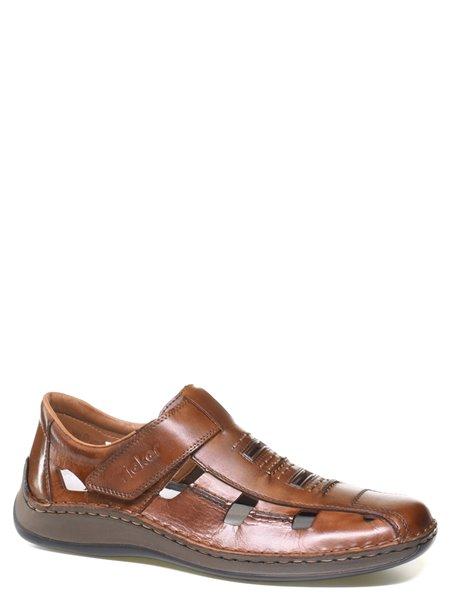 Повседневные туфли Rieker. Цвет #####. Категории: Rieker - модель №89016 - интернет-магазин mir-obuvi.com.